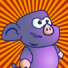 Ninja Pig - Best game in 2020