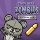 Teddy Bear Zombies Machine Gun - Best game in 2020
